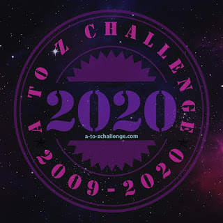 A to Z Challenge 2020: 2009-2020