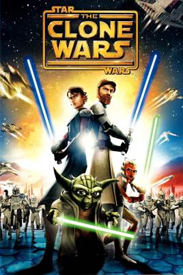 clone wars movie