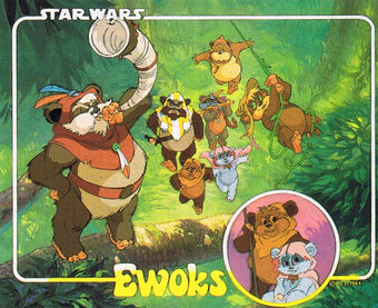 Ewoks-promo