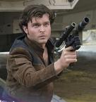 Han Solo, Alden Ehrenheich